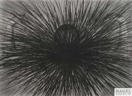 Artwork by Louise Bourgeois, Strom at Saint Honoré, Made of Etching