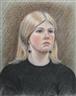 Hilda Roberts, Portrait of Paula