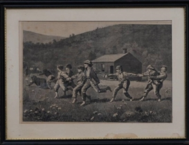 Winslow Homer, Snap the Whip
