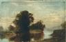 Robert S. Duncanson, Ohio River landscape