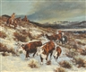 John Stanford, Cattle Drive