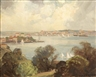 James R. Jackson, The Harbour from Neutral Bay, Sydney