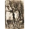Alton Pickens, Two Figures