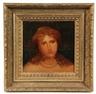Elihu Vedder, Roman Girl