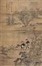 Yu Ling, LANDSCAPE AND FIGURES