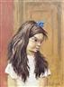 Mervyn Peake, A portrait of Caroline Norton
