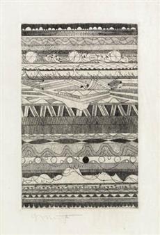 Das kleine Formenalphabet By Georg Muche ,1922