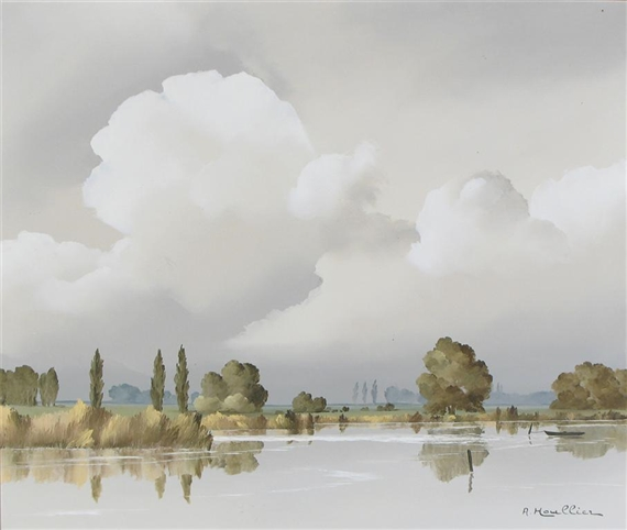 alexandre houllier art auction results