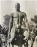 George Rodger, Wrestler, Korongo Nuba of Kordofan, South Sudan
