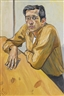 Alice Neel, PORTRAIT OF THE JUDGE AS A YOUNG ACTIVIST