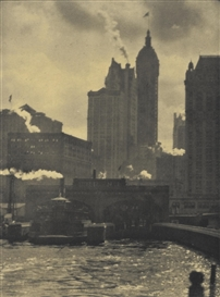 Artwork by Alfred Stieglitz, SELECTED IMAGES FROM CAMERA WORK NO. 36, Made of photogravures