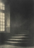 Arnold Genthe, WINDOW AND STAIRWAY OF THE OLD URSULINE CONVENT, NEW ORLEANS