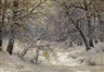 Ivan Avgustovich Veltz, Winter Landscape