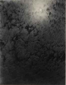 Artwork by Alfred Stieglitz, Equivalent, Made of gelatin silver print