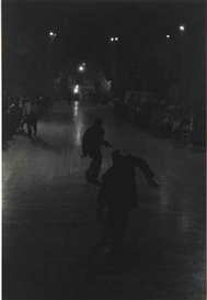 Artwork by Roy DeCarava, Dancers, Made of gelatin silver print