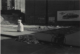 Artwork by Roy DeCarava, Graduation, Made of gelatin silver print