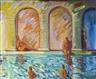 Carlos Almaraz, Bathers