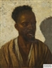 Charles-Théodore Frère, Portrait of an African