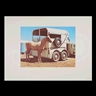 Richard McLean, Horse and Trailer