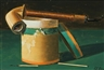 John Frederick Peto, Still Life with Pipe
