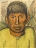 Alfredo Ramos Martínez, Pablo (El muchacho en la camissa amarillo)
