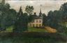 Henri Rousseau, Chateau De Crepy En Valois