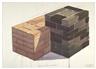 Los Carpinteros, Bloque negro al lado de un bloque blanco