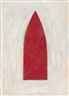 Robert Therrien, Untitled (Red Arch)