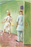 John Currin, TROPICAL HOSPITAL