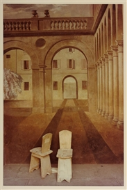 Artwork by Luigi Ghirri, 4 Works: Portfolio Modena, Made of Vintage chromogenic prints