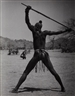 George Rodger, The Challenger, Kao-Nyaro Tribesman, Kordofan, South Sudan
