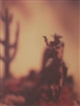 David Levinthal, Rifleman with Horse and Cactus