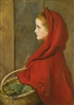 Sir John Everett Millais, RED RIDING HOOD