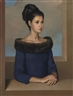 Claudio Bravo, PORTRAIT OF A LADY