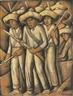 Alfredo Ramos Martínez, ZAPATISTAS