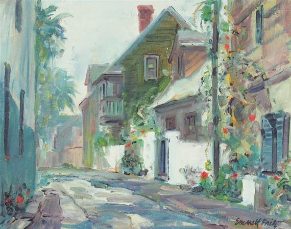 Fritz Emmett 19 Artworks Mutualart