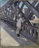 Gustave Caillebotte, LE PONT DE L'EUROPE