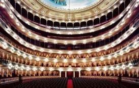 "Artwork by Candida Höfer, ""Teatro Colón Buenos Aires I 2006"", Made of C-Print"