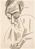 Raoul Hausmann, Portrait of Hannah Hoch