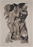 Willi Sitte, Adam und Eva in Bedrändnis