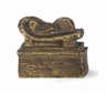 Jacques Lipchitz, Reclining Woman Maquette No. 1