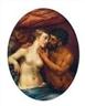 Pieter Fransz. Isaacsz., Mars, Venus and Cupid