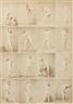 Louis-Jean-Baptiste Igout, Etudes de nus