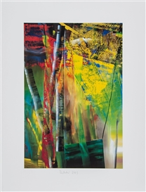 Artwork by Gerhard Richter, Victoria I & II (b.Anhang), Made of offset lithographs