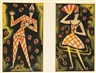 Josef Capek, Two Costume Designs