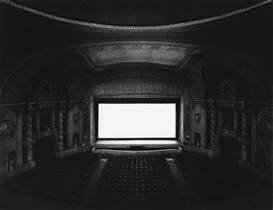 Artwork by Hiroshi Sugimoto, Theaters