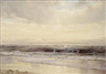 William Trost Richards, A long island beach