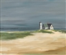 Anne Packard, Sandy hook light
