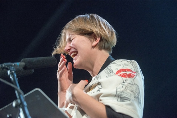 Turner Prize  Laure Prouvost