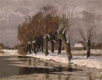 Artworks Of Vladimir Nikolaevich Fedorovich Russian 1871